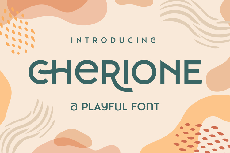 Cherione Font