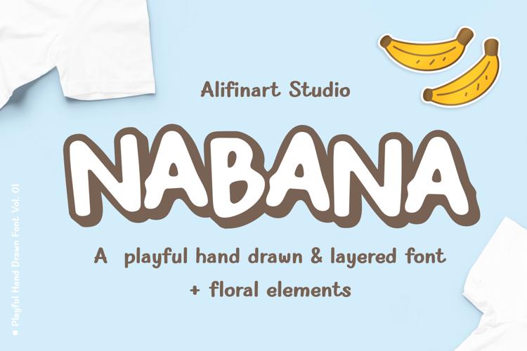 Nabana Font