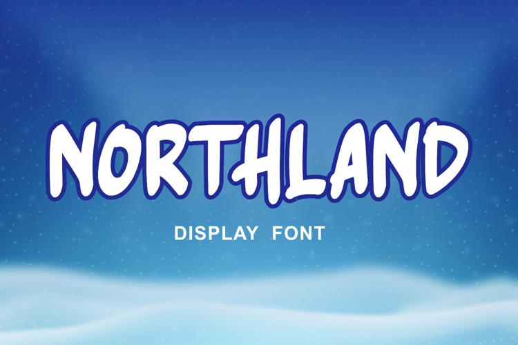 NORTHLAND Font