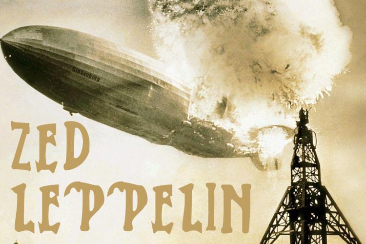 Zed Leppelin Font