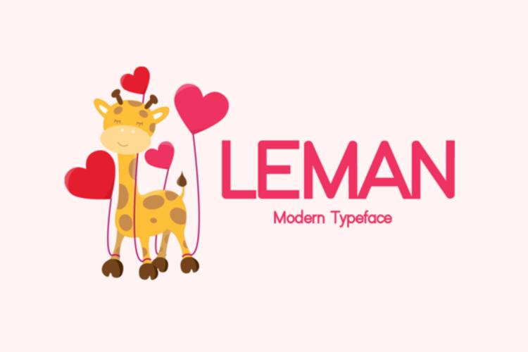 Leman Font