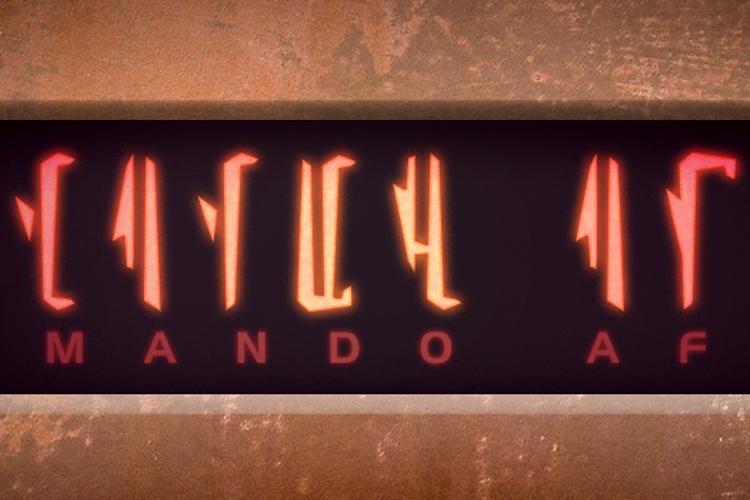 Mando AF Font
