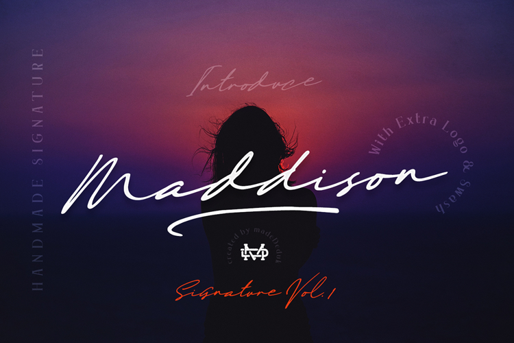Maddison Font