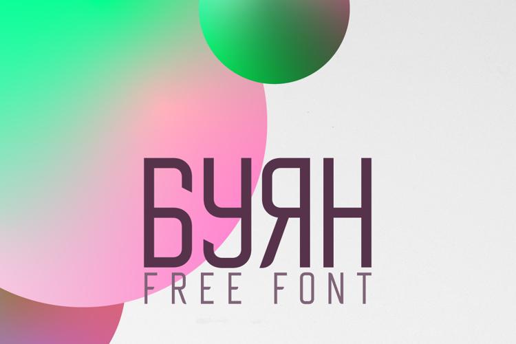 Buyan Font