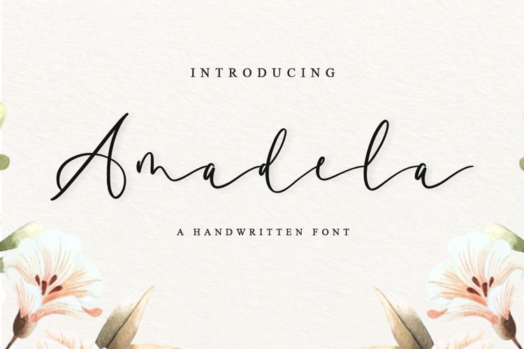 Amadela Font