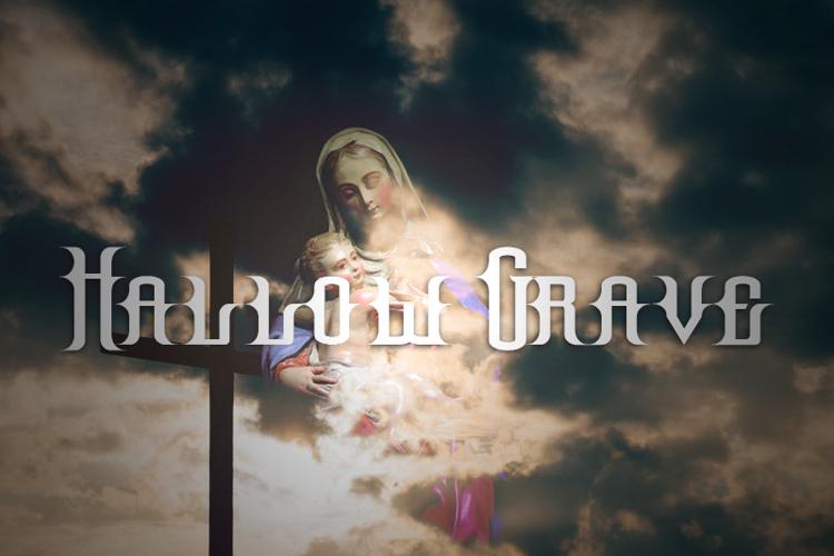 Hallow Grave Font