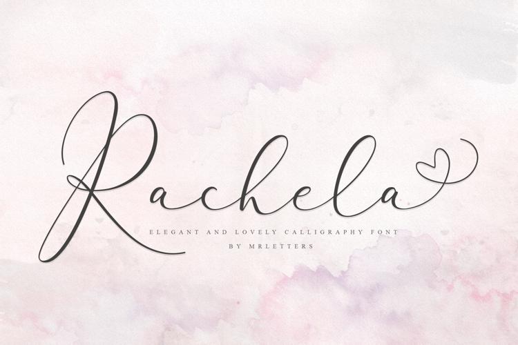 Rachela Bold Font