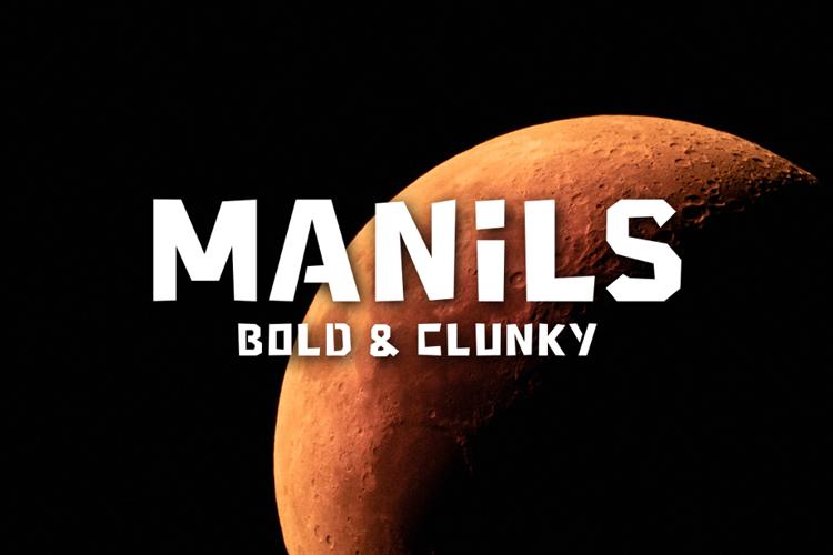 Manils Font