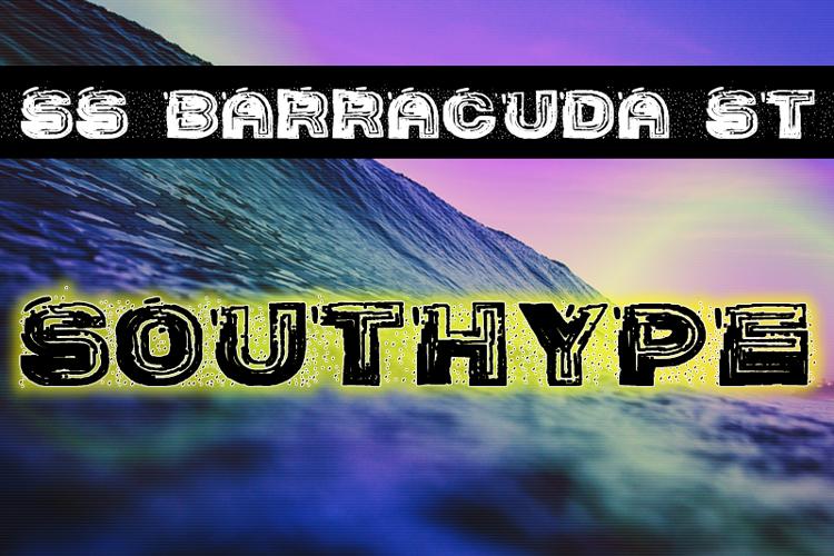 SS Barracuda St Font