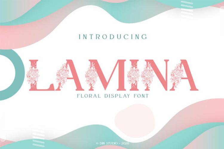 Lamina Font