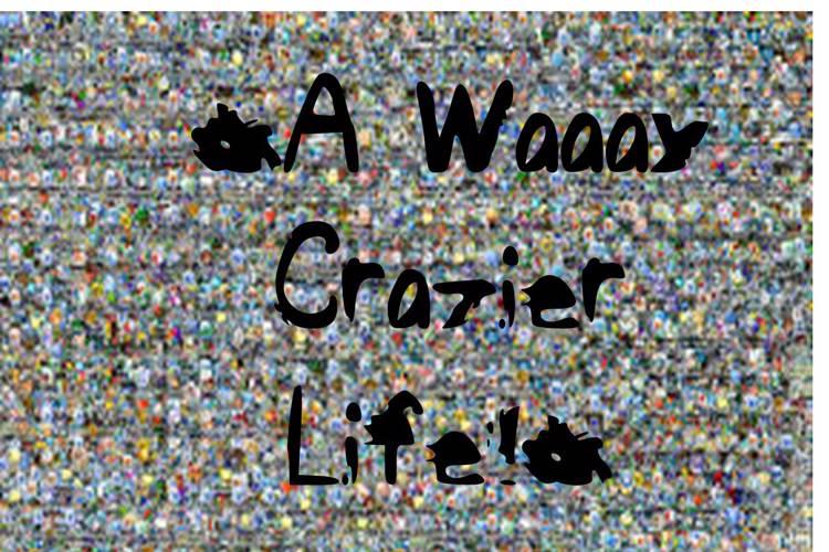 ELFAWaaayCrazierLife Font