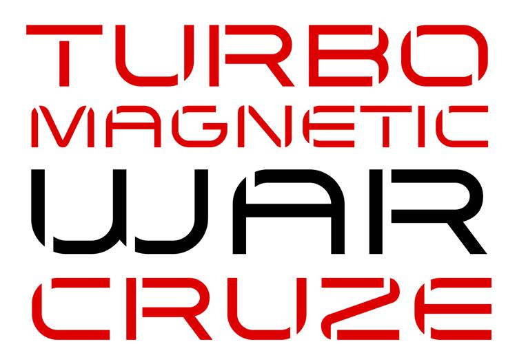 Arkitech Stencil Font