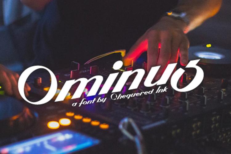 Ominus Font