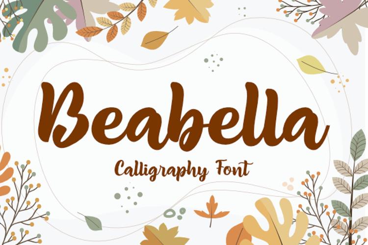 Beabella Font