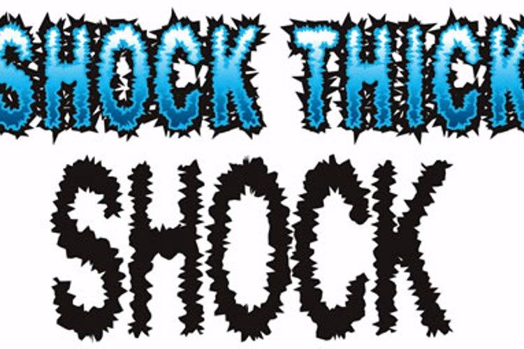 Shock Font