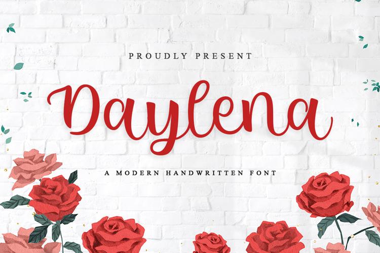 Daylena Font