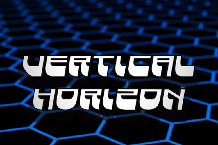 Vertical Horizon Font