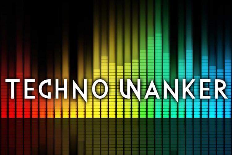Techno Wanker Font