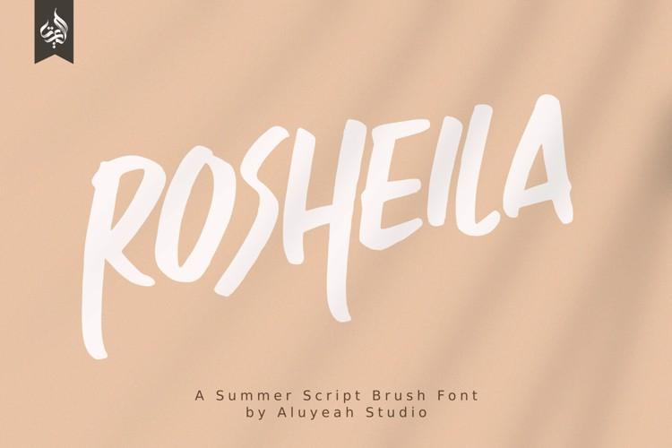 Rosheila Font