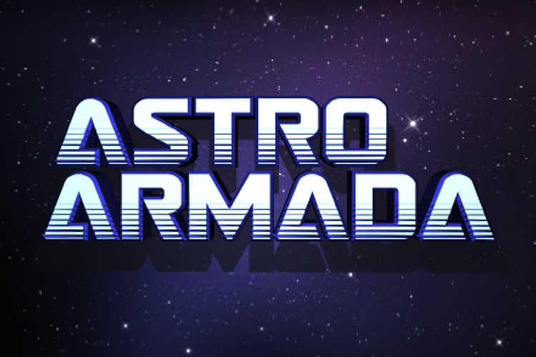 Astro Armada Font