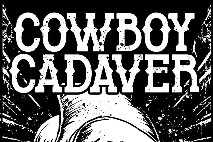 Cowboy Cadaver Font