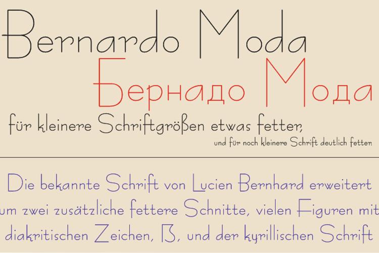Bernardo Moda Font