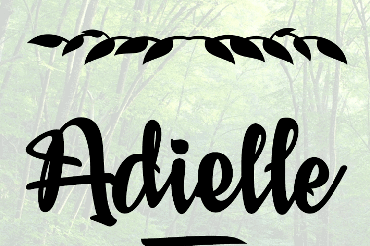 Adielle Font