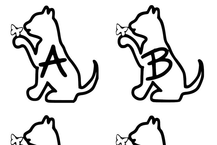 Ks Alphacat Font