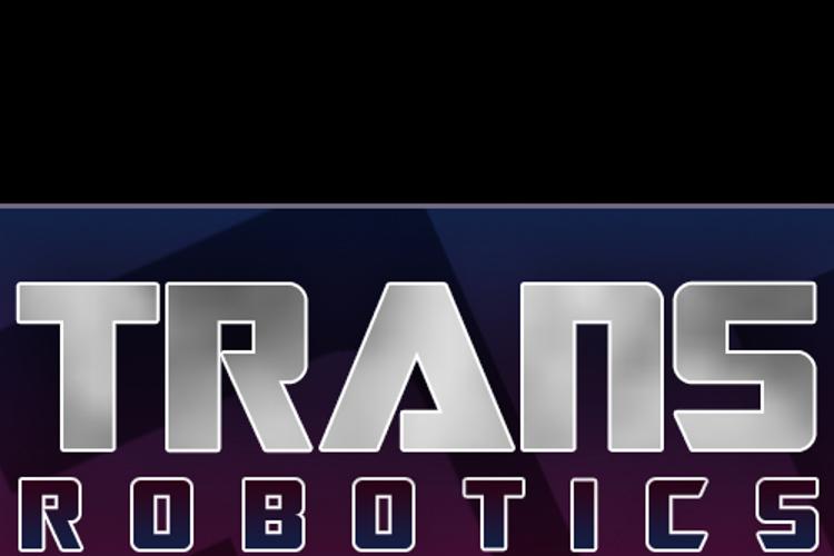 SF TransRobotics Font