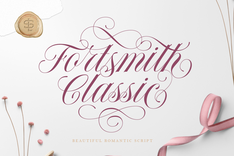 Forth Smith Font
