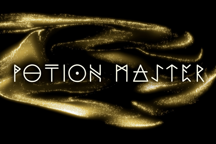 potionmaster Font