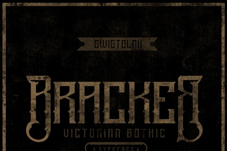 Bracker Font