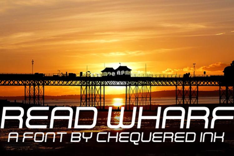 Read Wharf Font