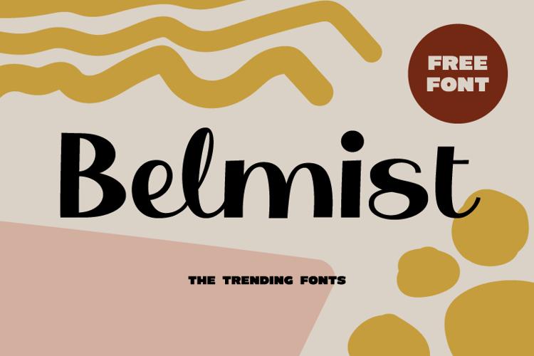 Belmist Font