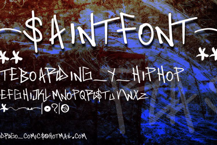 saint Font