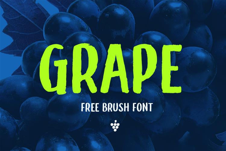 Grape Font