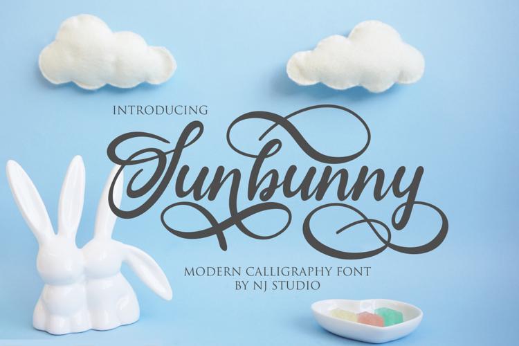 Sunbunny Font