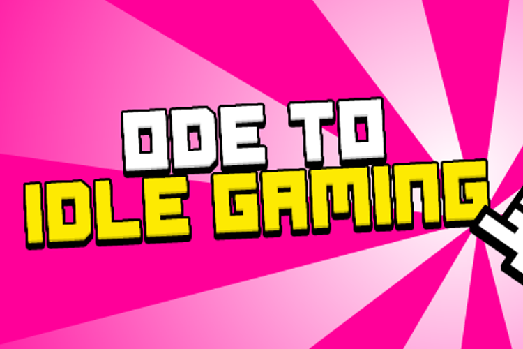 Ode to Idle Gaming Font
