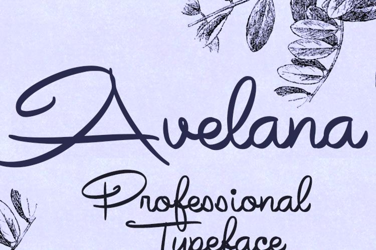 Avelana Font