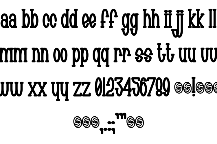 Chachie Font