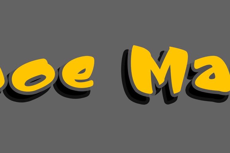 Joe Max Font