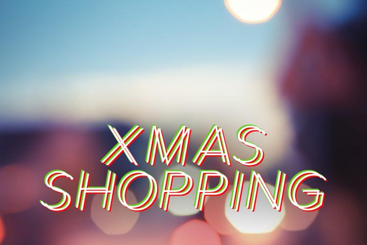 Xmas Shopping Font