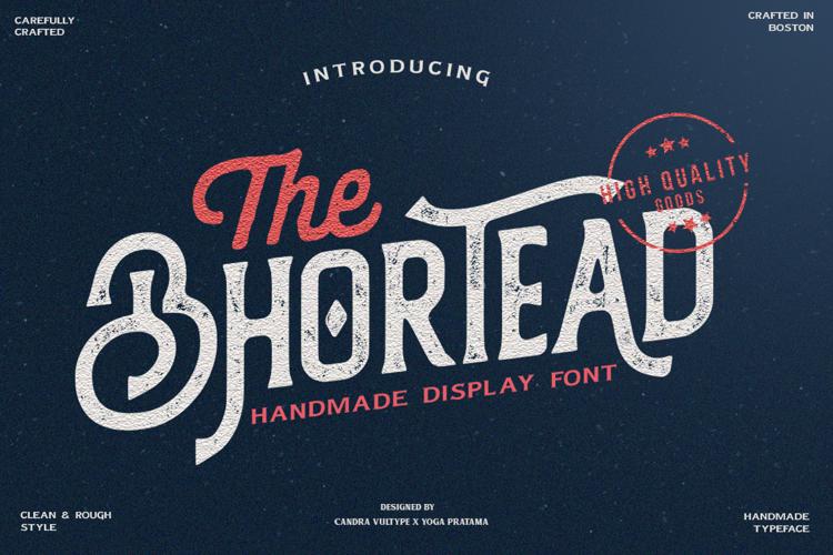 Bhortead Font