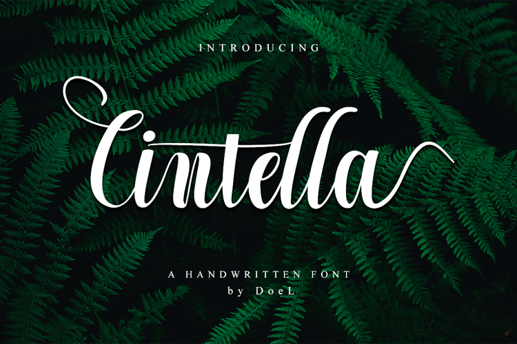 Cintella Font
