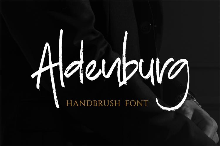 Aldenburg Font