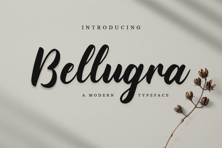 Bellugra Font