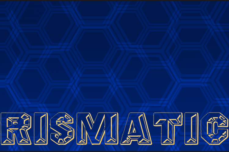 Prismatica Font