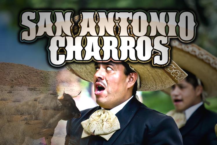 San Antonio Charros Font