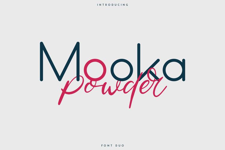 Mooka Font