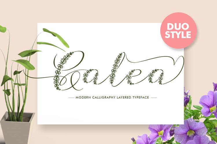 Galea Font